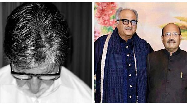 Amar Singh Passes Away: Amitabh Bachchan, Boney Kapoor Mourn The Death Of The Politician