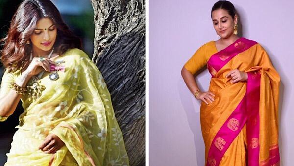Priyanka Chopra, Vidya Balan And Others Give A Shout Out To Indian Weavers On National Handloom Day