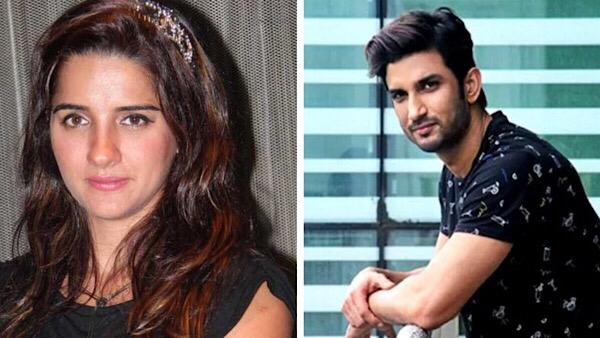 Shruti Seth Urges People To Respect Sushant's Family