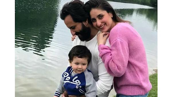 Saif And Kareena Are Expecting Their Second Child!