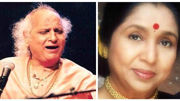 Asha Bhonsle Reacts To Pandit Jasraj's Death