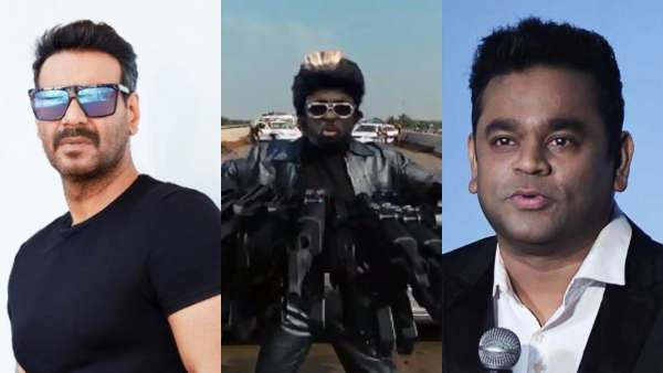 Black Eyed Peas Pays Tribute To Indian Action Movies