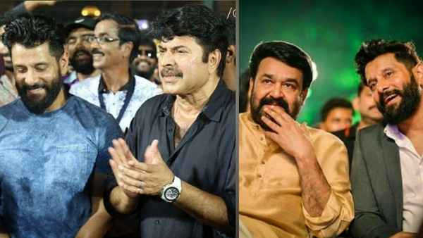 When Chiyaan Vikram Revealed Why He Can Never Choose Between Mohanlal And Mammootty!