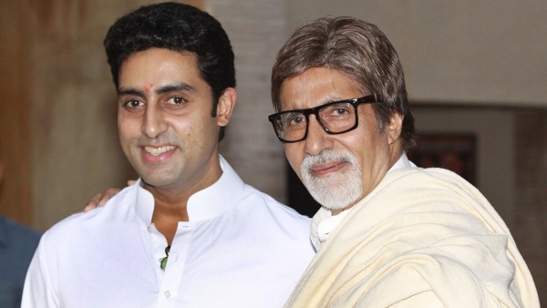 Amitabh Tests Negative For COVID-19, Abhishek Still Positive