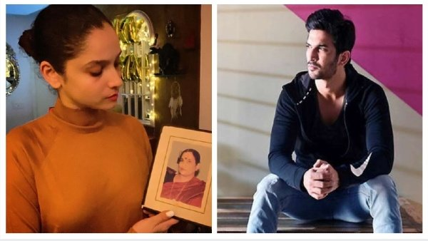 Ankita Lokhande Shares A Picture With Sushant Singh Rajput's Mother; Supports #Warriors4SSR Trend