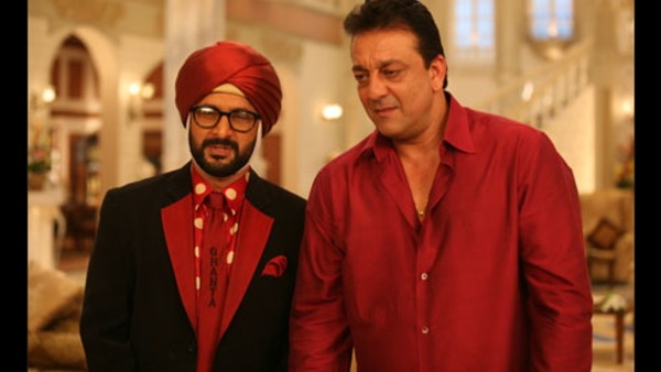 Arshad Revealed That He Had Spoken To Sanjay Dutt When The Latter Was Recently Admitted To Mumbai's Lilavati Hospital