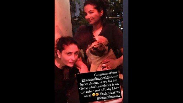 Rhea Kapoor's Quirky Wish For Kareena