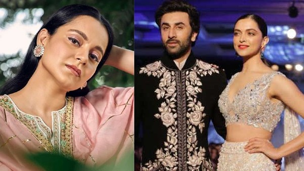Kangana Ranaut Even Called Out Ranbir Kapoor And Deepika Padukone