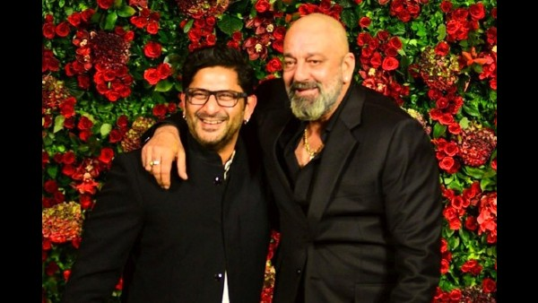Arshad Warsi On Sanjay Dutt's Cancer Diagnosis