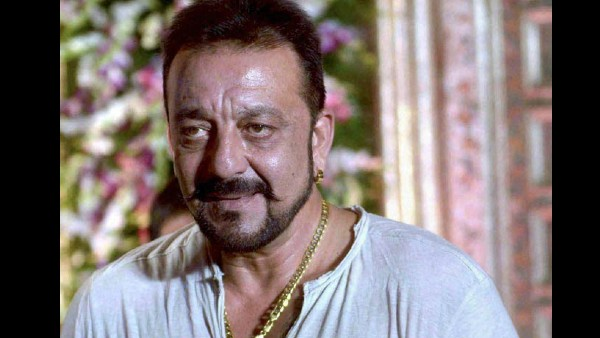 Sanjay Dutt Sails Through The Hardships With His Positivity And Going On Attitude