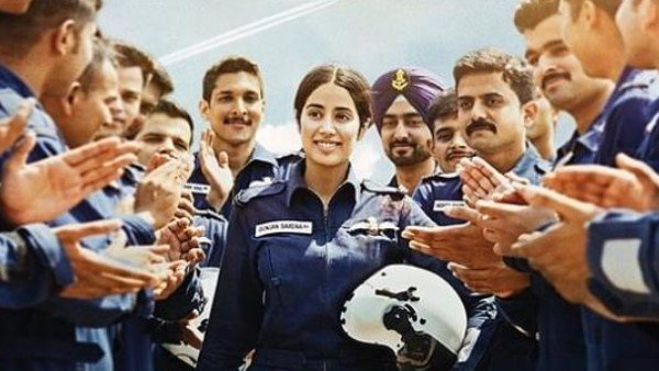 Gunjan Saxena: The Kargil Girl Twitter Review!
