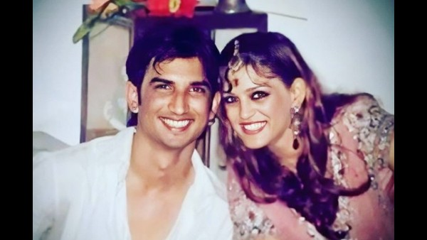 ALSO READ: Sushant's Sister Posts Unseen Pics Of Him From Her Wedding; Says 'Wish I Could Just Go Back In Time'