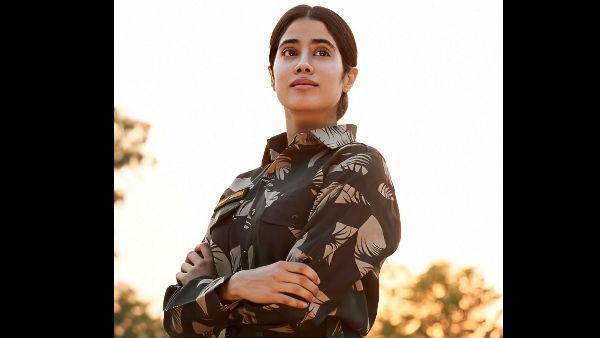 Gunjan Saxena The Kargil Girl Early Movie Review Filmibeat