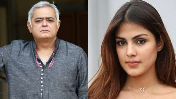 Hansal Slams Rhea Chakraborty's Media Trial Without Proof