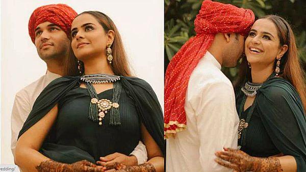 Prachi Tehlan Ties Knot With Businessman Rohit Saroha