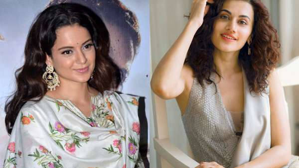 Taapsee Paanu Also Opened Up About Kangana's Old Video