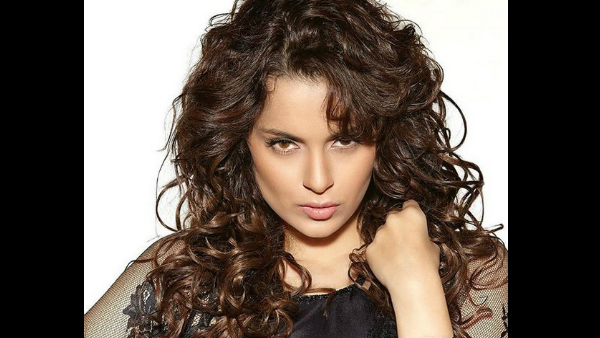 Kangana's Posts On Her Twitter Page