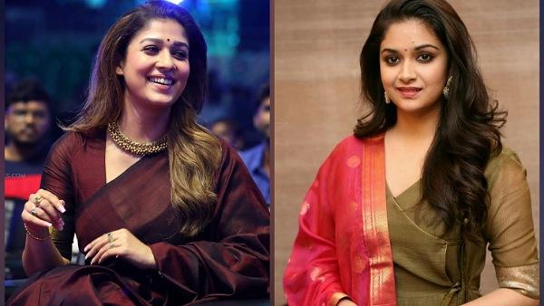Nayanthara To Play Keerthy Suresh's Mother In Rajinikanth's Annaatthe?