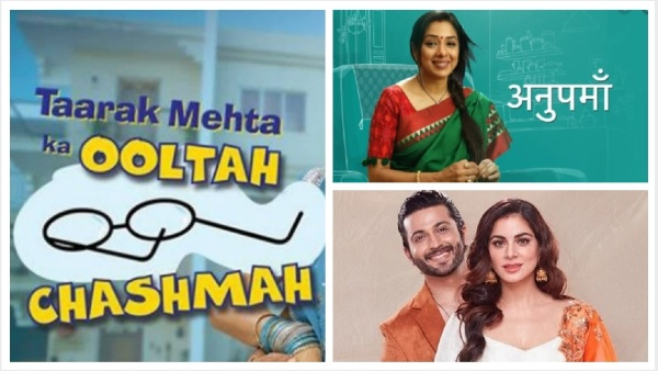 Latest TRP Ratings: TMKOC Tops The Chart