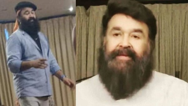 Is Mohanlal's Overgrown Beard For Drishyam 2?