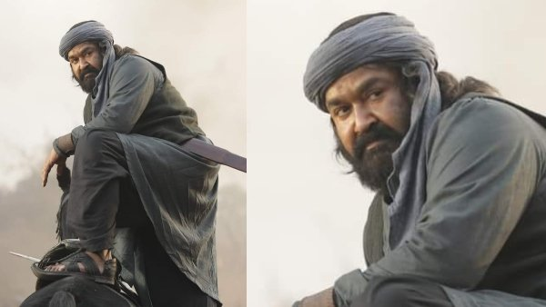 Mohanlal's New Still From Marakkar Arabikadalinte Simham Wins The Internet!