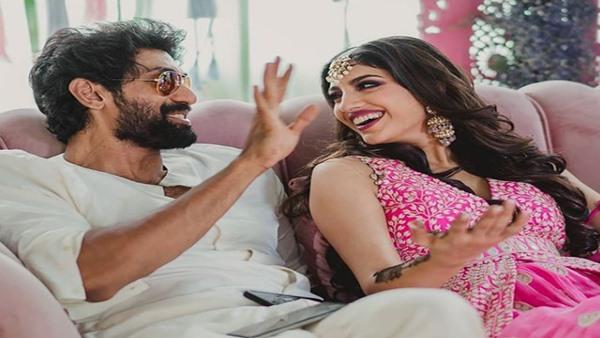 Pre-Wedding Festivities Of Rana Daggubati and Miheeka Bajaj
