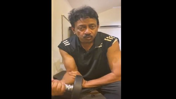 Ram Gopal Varma Dismisses Rumours Of Having Severe Fever; Says He Is Super Fit In Workout Video