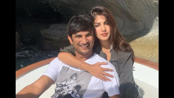 Here's When Sushant And Rhea Began Dating