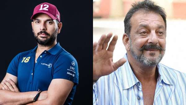 Yuvraj Singh Shares Encouraging Message For Sanjay Dutt
