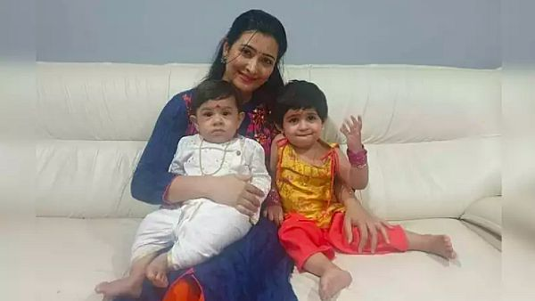 Yash And Radhika's Kids Celebrate Their First Raksha Bandhan