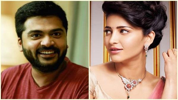 Simbu To Romance Shruti Haasan In Mysskin's Next?