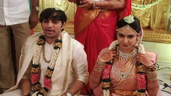 Sujeeth Gets Married To Fiancée Pravallika