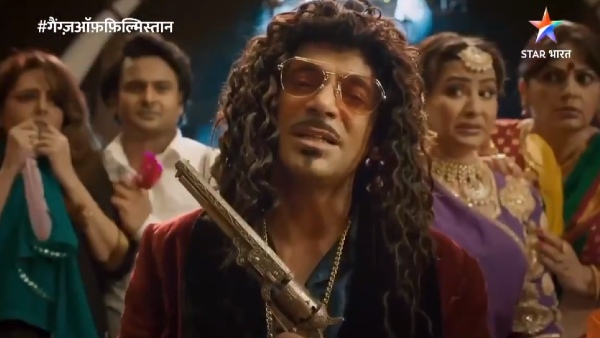 Sunil Grover & Shilpa's Gangs Of Filmistan Promo Out