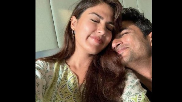 Sushant's Death Case: No Calls Exchanged Between Late Actor And Rhea Chakraborty After June 8
