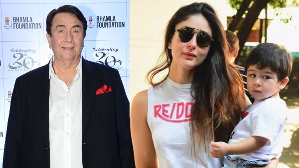 Randhir Kapoor On Daughter Kareena's Pregnancy: Taimur Needs A Brother Or Sister To Play With