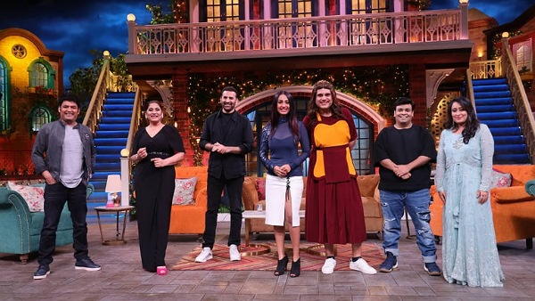 Guests Of The Kapil Sharma Show