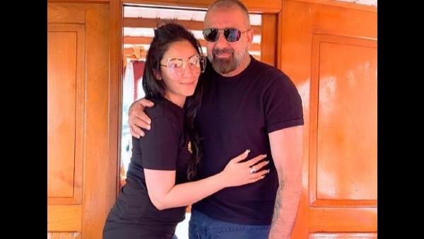 Maanayata Dutt On Sanjay Dutt's Health