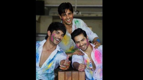 'Varun & Others Ditched Sushant'