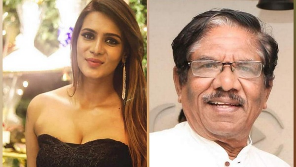 Meera Mitun Lashes Out At Vijay And Suriya Yet Again After Bharathiraja Condemns Her Statements