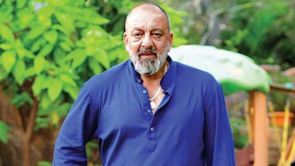 Sanjay Dutt Announces Break From Work Owing To Health Reasons