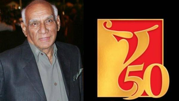 Aditya Chopra Unveils A Special Logo That Commemorates 50 Years Of Yash Raj Films!