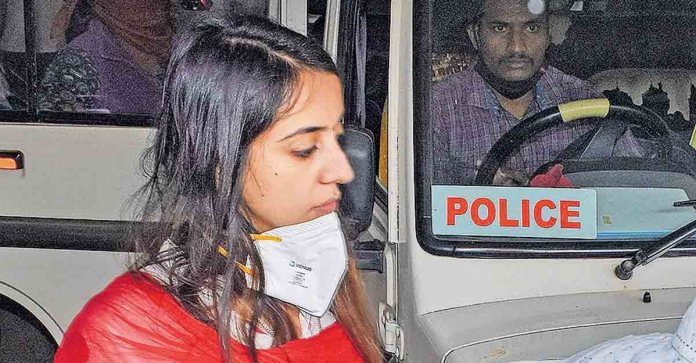 Sanjjanaa Galrani Knew About Ccb Raid In Advance Had Requested Neighbours For Support Reports