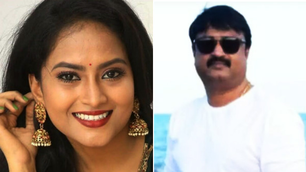 Sravani Suicide Case Producer Ashok Reddy Held In Hyderabad In Connection With Tv Actress Death