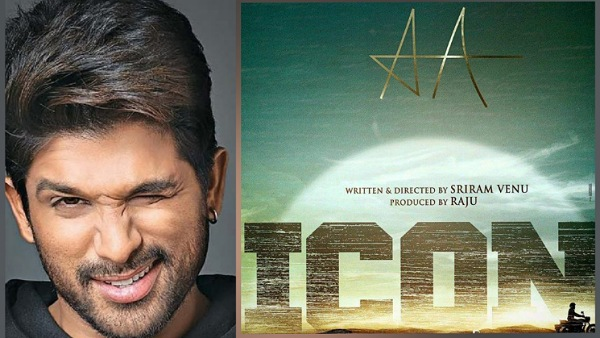 Allu Arjun's ICON Is Happening! Director Venu Sriram Refutes Rumours Of Movie Being Shelved