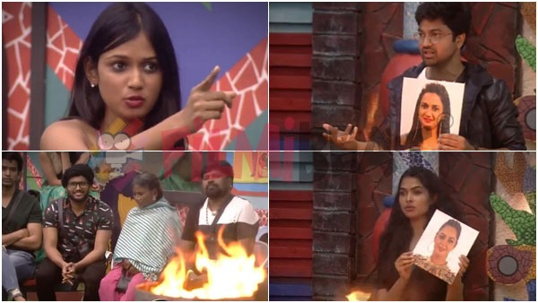 Bigg Boss Telugu 4 Week 3 Nominations: 7 Contestants Including Monal Gajjar, Lasya On The List!