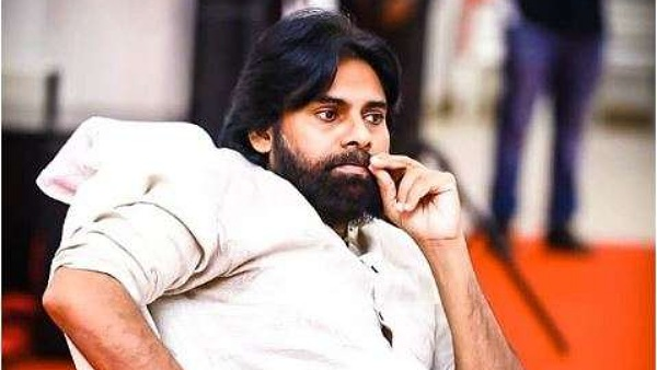Pawan Kalyan Tests Positive For COVID-19