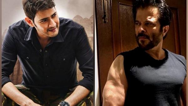 Anil Kapoor To Make A Comeback In Tollywood With Mahesh Babu's Sarkaru Vaari Paata After 40 Years?