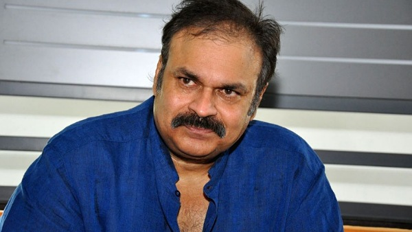 Naga Babu Konidela Tests Positive For Covid 19 Says Will Scuffle And Strife Through This