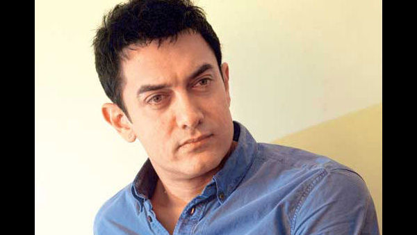 Aamir Khan Shares Paani Foundation's Achievement Of Turning A Barren Patch Of Land Into A Forest