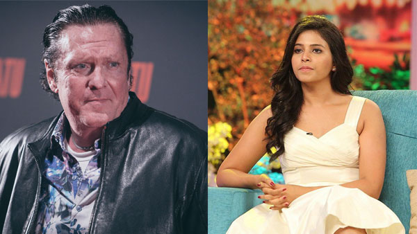 We saw combination scenes of yours with Michael Madsen. How was it working with a popular Hollywood star?